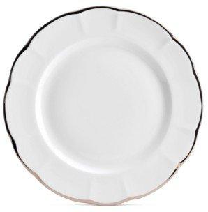 Mikasa Dinnerware, Adelaide Platinum Dinner Plate