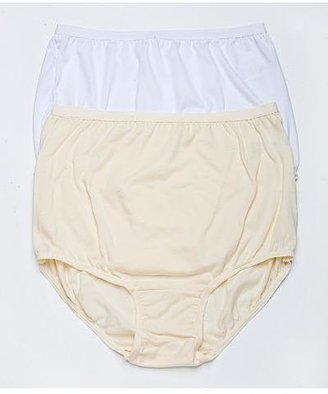 Vanity Fair Tailored Cotton Brief (Sizes 5-8) Panty