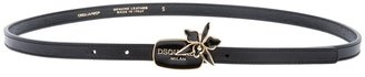 DSquared DSQUARED2 iris buckle belt
