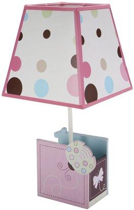 NoJo Ladybug Lullabye Lamp & Shade