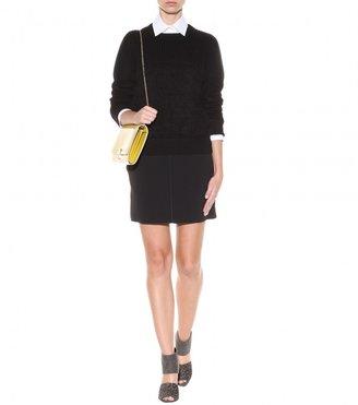 Vanessa Bruno Crepe mini skirt