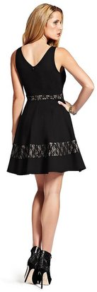 GUESS by Marciano Laura Fit-and-Flare Dress