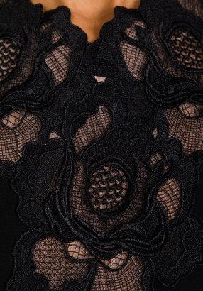 BCBGMAXAZRIA Valentine Lace Dress