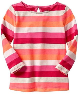 Gap Multi-color striped tunic