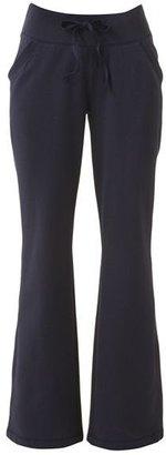 Tek gear fit and flare fleece pants