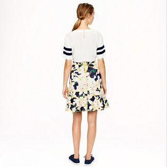 J.Crew Surf skirt in cove floral