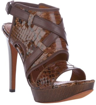 Lanvin stiletto sandal