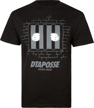 DTA Posse Prisoner Mens T-Shirt