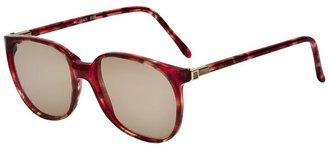 Lanvin Vintage tortoise shell sunglasses