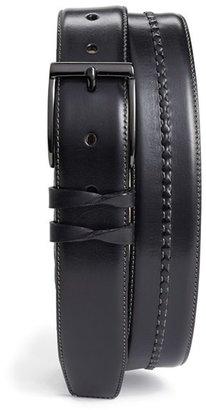 Men's Mezlan Calfskin Belt $135 thestylecure.com