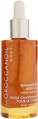 MOROCCANOIL® Instant Radiance Shimmering Body Oil