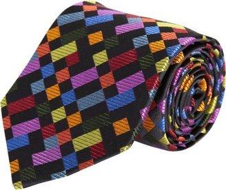 Duchamp Boolean Boxes Tie
