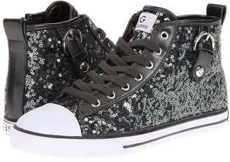 G by Guess Maree 2 (Grey Sequins) - Footwear