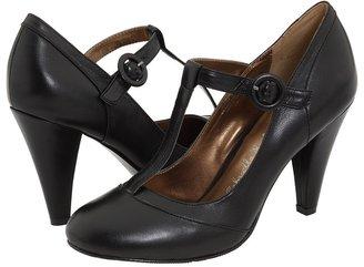 Gabriella Rocha Shelby2 (Black Leather) - Footwear