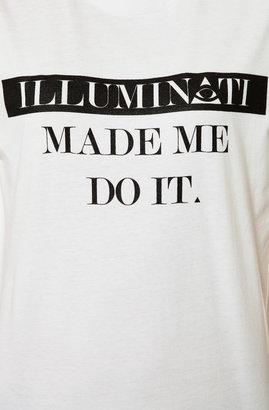 MARIALIA Illuminati Tee