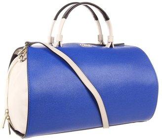 Furla Venus M Bauletto (Ocean/Marble) - Bags and Luggage