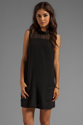 Joie Savory Silk Sarie Dress