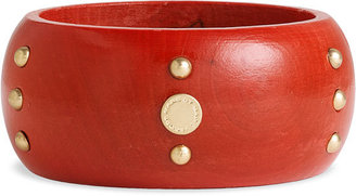 Marc by Marc Jacobs 'High Tide' Studded Wood Bangle
