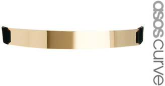 Asos Plate Elastic Waist Belt