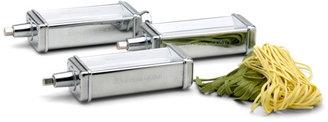 KitchenAid 3-pc. Pasta Roller Attachment Set