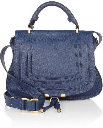 Chloé The Marcie large leather satchel