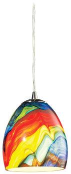 Colorwave 1-Light Pendant Lamp