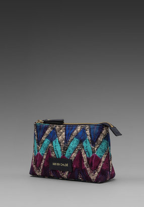 See by Chloe Agathe Cosmetic Pouch
