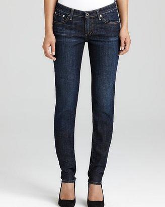 "AG Jeans The Stilt"" Cigarette Jeans in Free Wash"