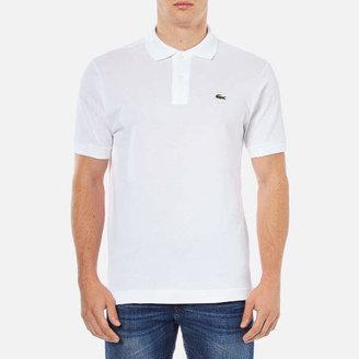 Lacoste Men's Classic Fit Pique Polo Shirt