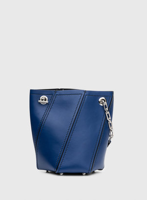 Proenza Schouler Mini Hex Bucket Bag