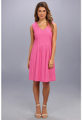 Pendleton Eyelet Dress