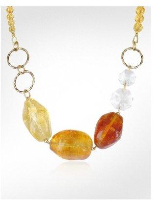 Murano Antica Murrina Kiruna Glass Bead Necklace