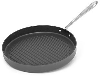 "Bed Bath & Beyond All-Clad LTD Non-Stick 12"" Round Grill"
