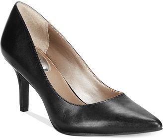 Alfani Women's Step 'N Flex Jeules Pumps, Created for Macy's Women's Shoes $69.50 thestylecure.com