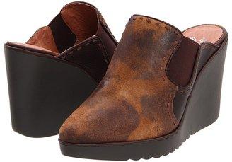 Donald J Pliner Ingrid (Saddle/Espresso) - Footwear