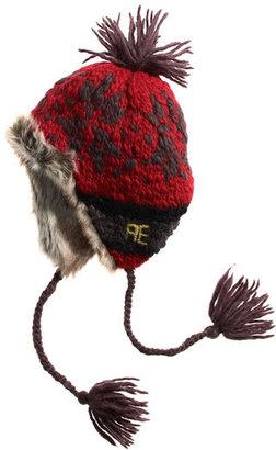 American Eagle AE Snowflake Fur Trapper