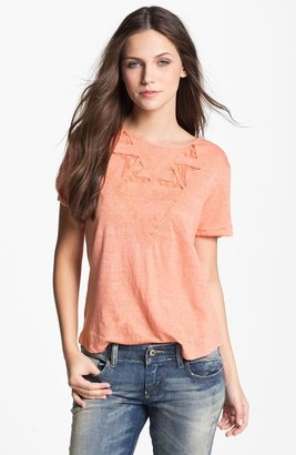 Willow & Clay Aztec Lace Tee