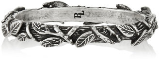 Pamela Love Antiqued silver bangle