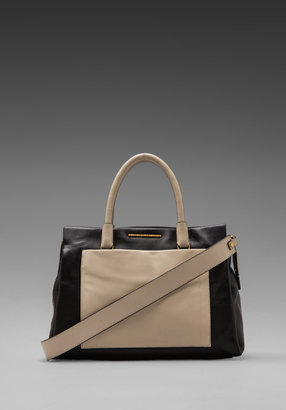 Marc by Marc Jacobs Know When To Fold Em Jina Satchel