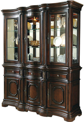 "Horchow ""Regan"" China Cabinet"