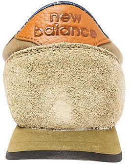 New Balance The x Herschel Sneaker in Olive