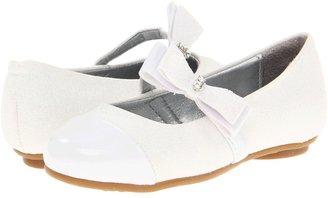 Pampili 10201 (Toddler/Little Kid/Big Kid) (White 2) - Footwear