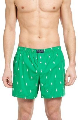Men's Polo Ralph Lauren Boxer Shorts $28 thestylecure.com