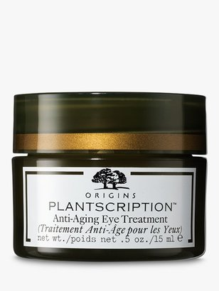 Origins Plantscription Anti-Ageing Eye Treatment, 15ml