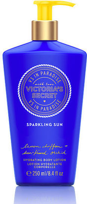 Victoria's Secret Fantasies Limited-edition Beach Dreams Collection Sparkling Sun Hydrating Body Lotion