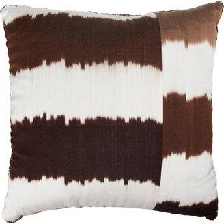 Madeline Weinrib Stripe Ikat Throw Pillow