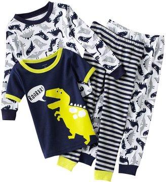 """Carter's roarrr!"""" dinosaur pajama set - toddler"""