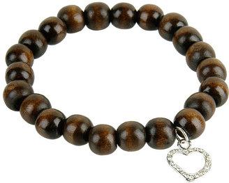 Forever 21 Stain Wood Bracelet