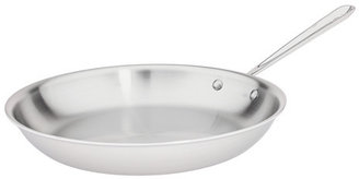 """All-Clad Stainless Steel 12"""" Fry Pan"""