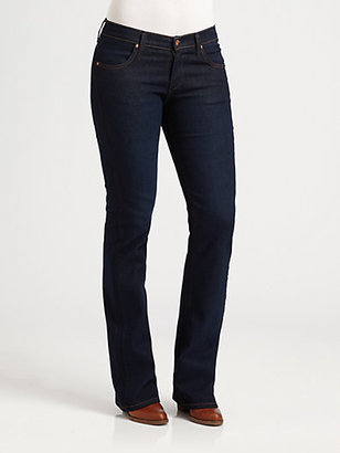 James Jeans James Jeans, Sizes 14-24 Trumpet-Flared Jeans